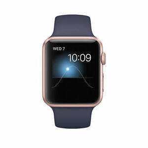 Refurbished Apple Watch (Series 1) Sport (Aluminum) 38mm with Sport Band