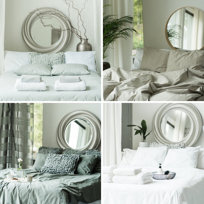 TRY THE QUICK BEDROOM MAKE OVER - 4 AWESOME LOOKS SO EASY TO MAKE