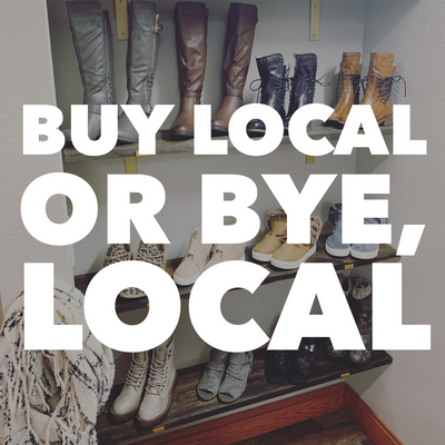 Buy Local or Bye, Local