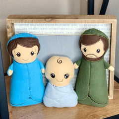 Nativity Dolls