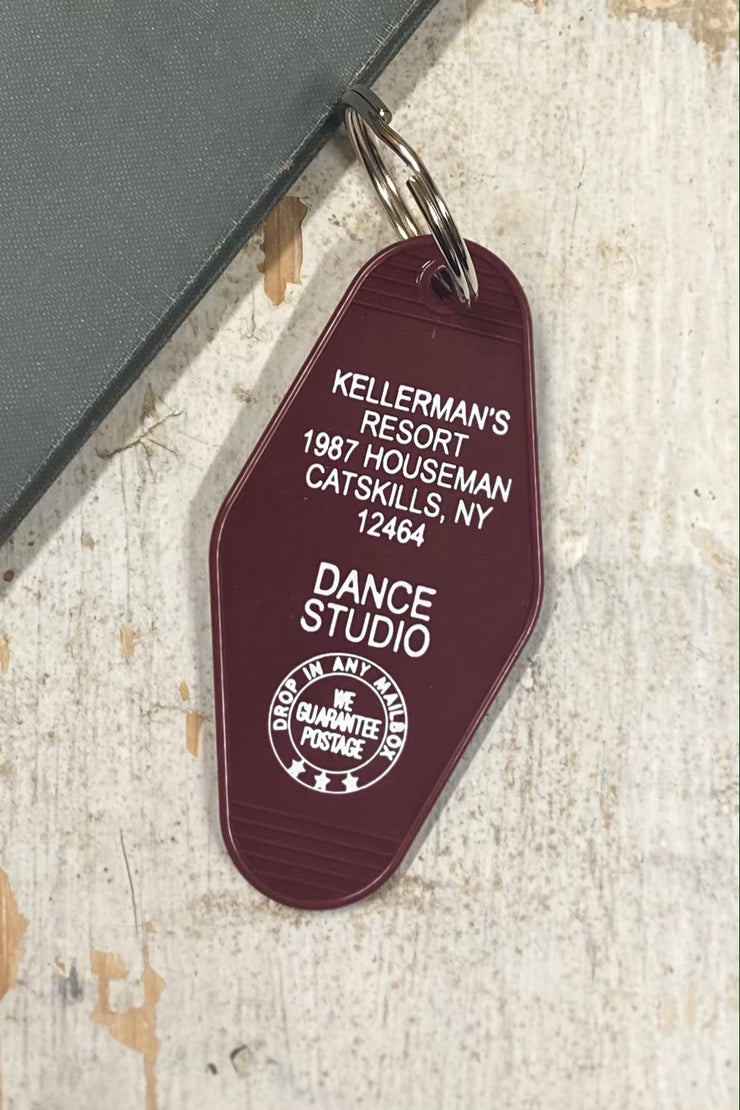 Kellerman's Resort Motel Keychain