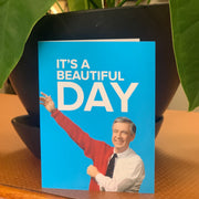 Mister Rogers' Neighborhood Stickers & Greeting Cards