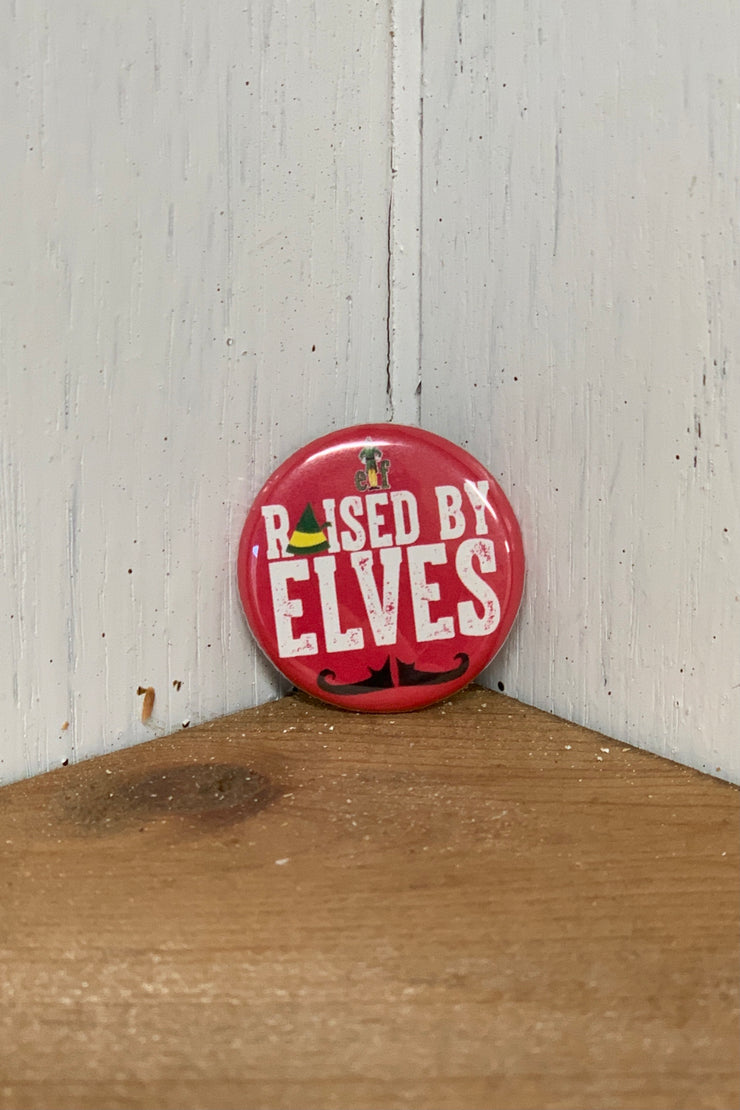 Elf Movie Magnets & Buttons