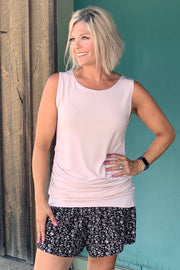 Kendra Sleeveless Blouse