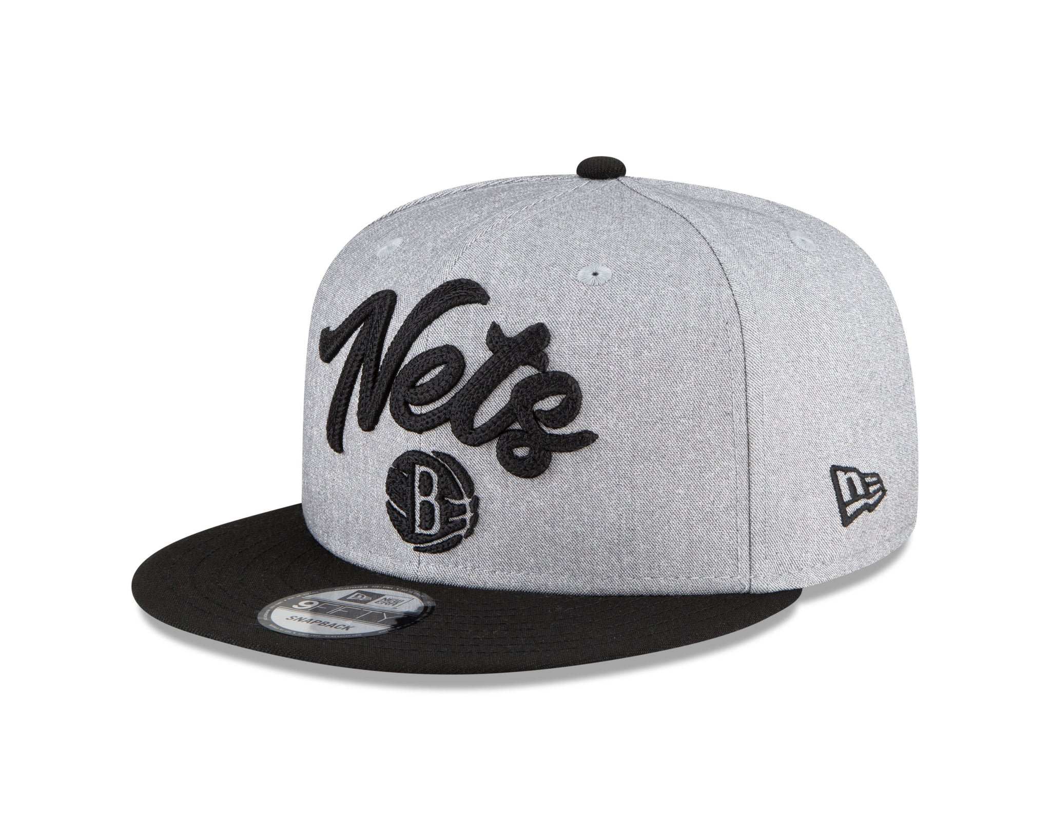 Youth Brooklyn Nets New Era 2020 NBA Draft Collection Offical 9Fifty Snapback Cap - NetsStore.com