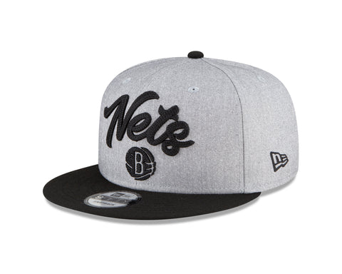 Youth Brooklyn Nets New Era 2020 NBA Draft Collection Official 9Fifty Snapback Cap - NetsStore.com