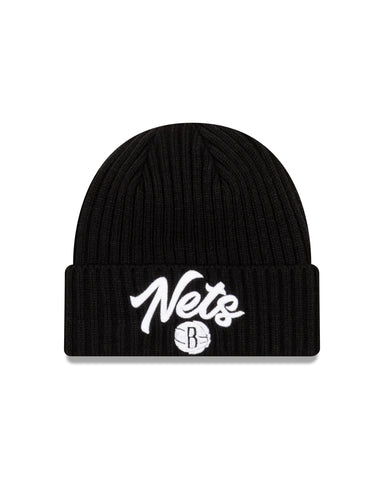 Brooklyn Nets New Era 2020 NBA Draft Collection Alternate Knit Beanie - NetsStore.com