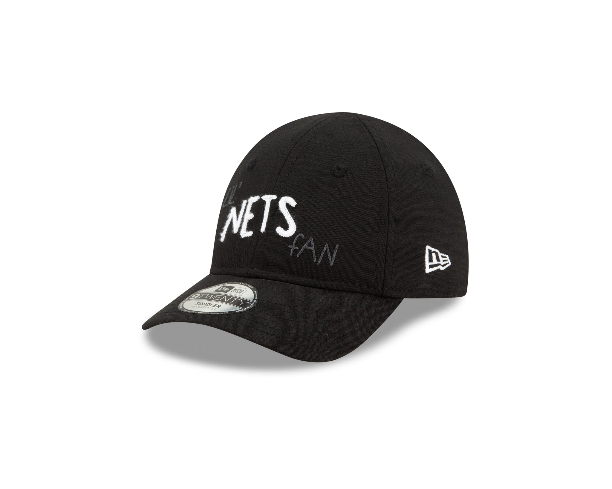 Toddler 9Twenty 'Lil Nets Fan' Cap