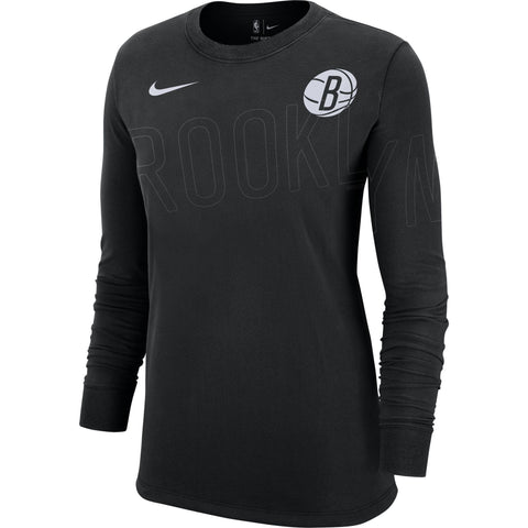 Women's Dri Fit Long Sleeve Performance Tee - NetsStore.com