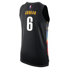 20-21 City Edition Authentic Player Jersey - NetsStore.com