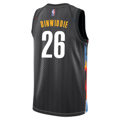 20-21 City Edition Swingman Player Jersey - NetsStore.com