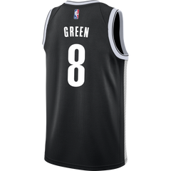 Jeff Green #8 Adult Icon Swingman Jersey - NetsStore.com