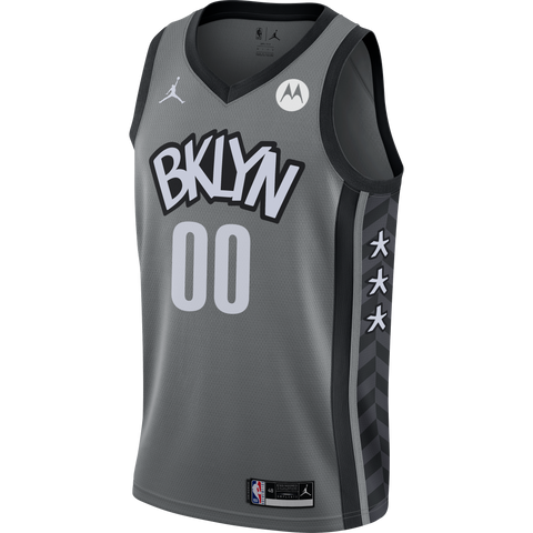 Men's Jordan Brand 20-21 Statement Swingman Player Jersey - NetsStore.com