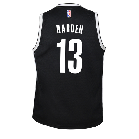 Youth James Harden #13 Icon Swingman Jersey - NetsStore.com