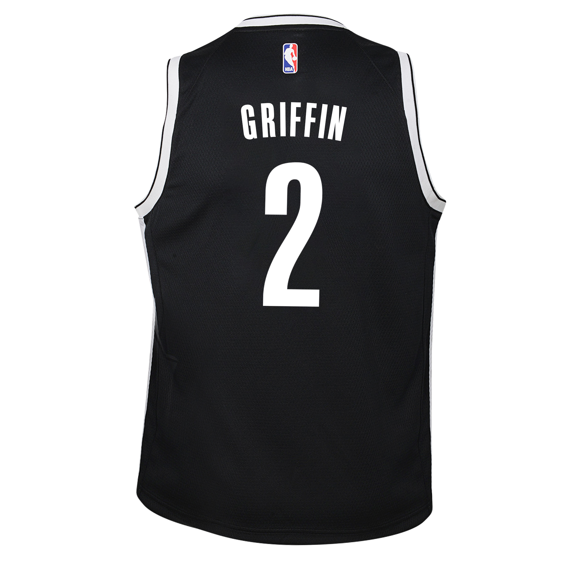 Youth Blake Griffin #2 Nike Icon Swingman Jersey - NetsStore.com