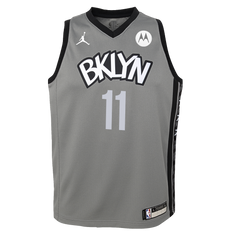 Youth 20-21 Statement Edition Kyrie Irving #11 Swingman Jersey - NetsStore.com