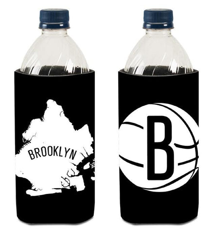 Brooklyn Borough 24oz Can Cooler - NetsStore.com