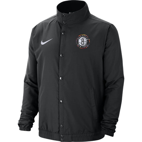 City Edition Button Up Jacket - NetsStore.com