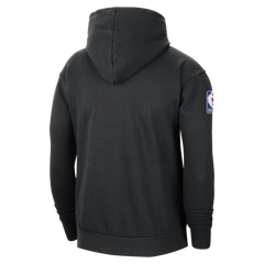 Men's 20-21 City Edition Nike Courtside Pullover Hoodie - NetsStore.com