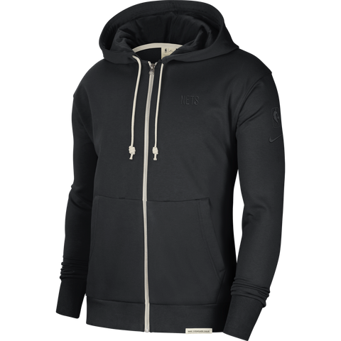 Men's Full Zip Standard Issue Hood - NetsStore.com