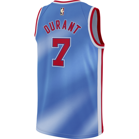 Kevin Durant #7 Classic Edition Swingman Jersey