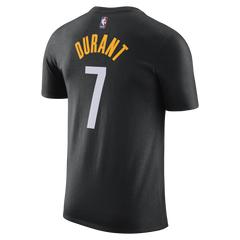 Kevin Durant #7 20-21 City Edition Player Tee - NetsStore.com
