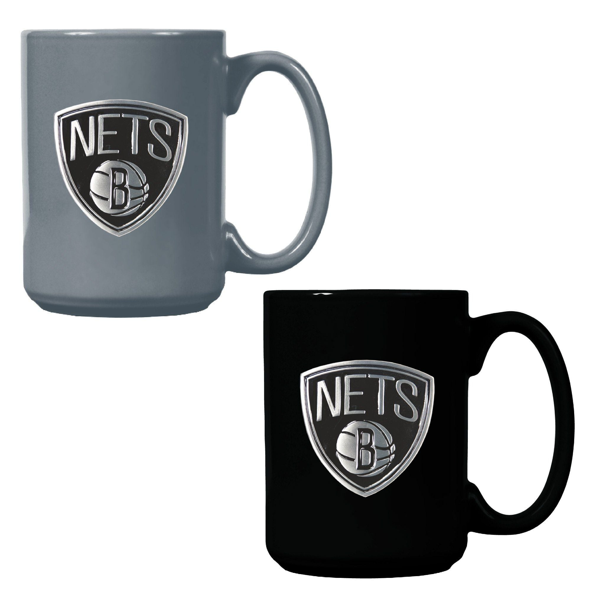 THE COFFEE MUG SET- 2pc Ceramic Coffee Mug Set