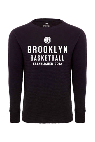 Men's Sportiqe Gunner Thermal Long Sleeve - NetsStore.com