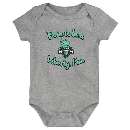 New York Liberty Newborn/Infant Onesie - NetsStore.com