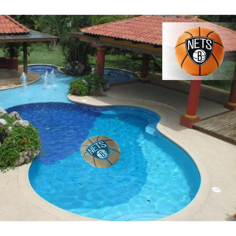 "Brooklyn Nets 59"" Pool Graphic - NetsStore.com"