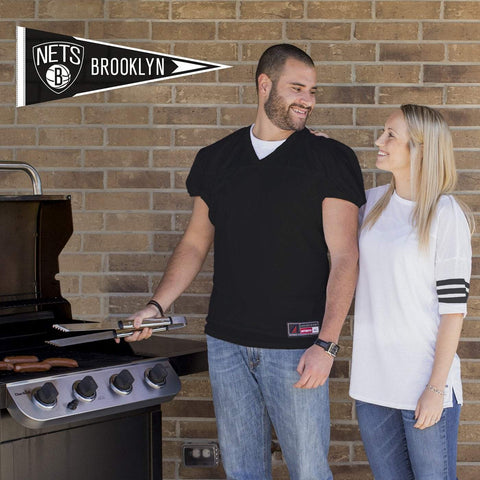Brooklyn Nets Outdoor Pennant - NetsStore.com