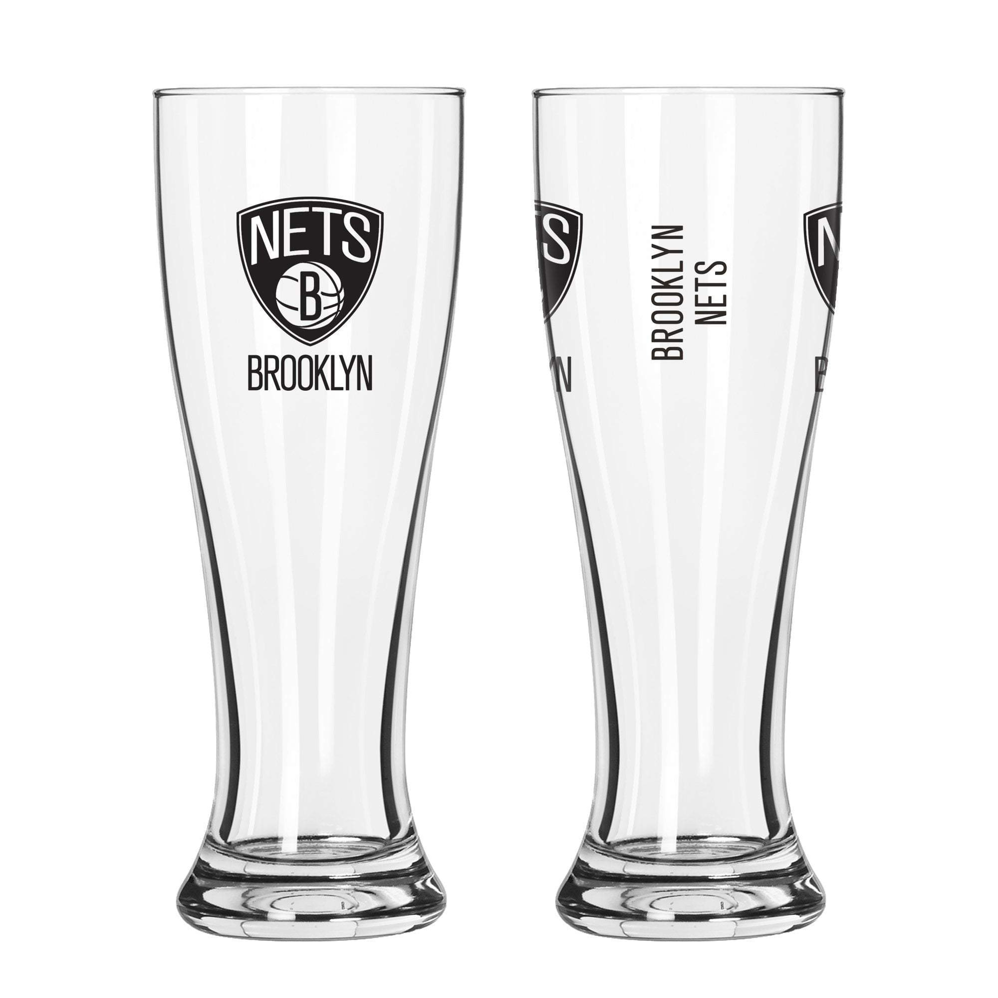 Boelter Drinkware 16OZ Brooklyn Nets Boelter 16oz Gameday Pilsner Glass