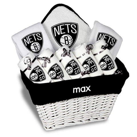 Personalized Large Gift Basket - NetsStore.com