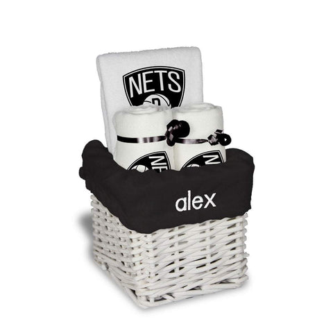 Personalized Small Gift Basket - NetsStore.com