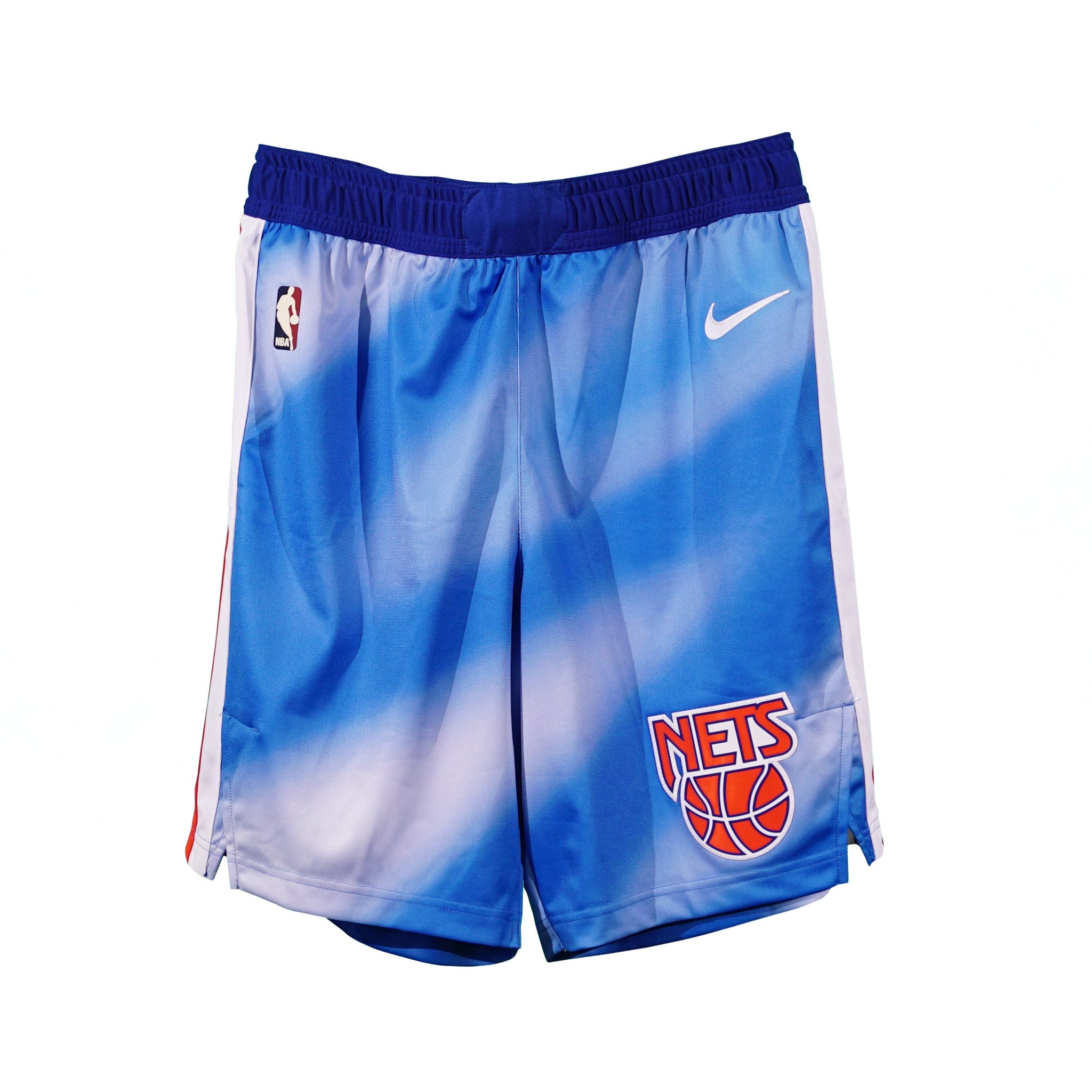 Brooklyn Nets Adult Nike Classic Edition Swingman Shorts - NetsStore.com