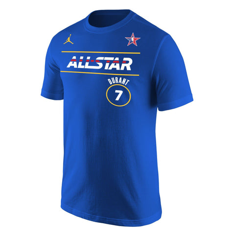 Preorder: 2021 All Star Kevin Durant #7 Player Tee