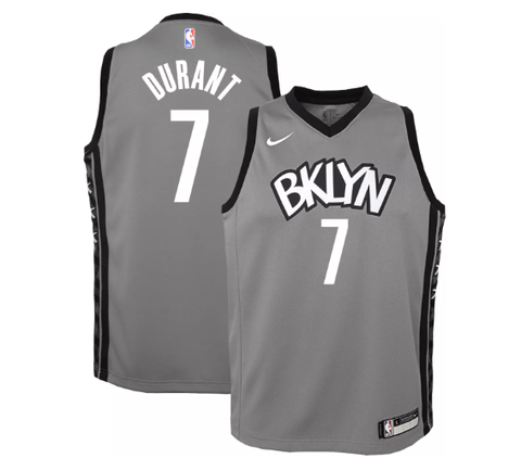 Toddler Durant #7 Replica Statement Jersey - NetsStore.com