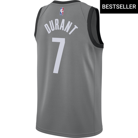 Durant #7 19-20 Statement Edition Men's Swingman Jersey - NetsStore.com