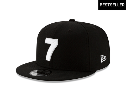#7 Compound x New Era Snapback Cap - NetsStore.com
