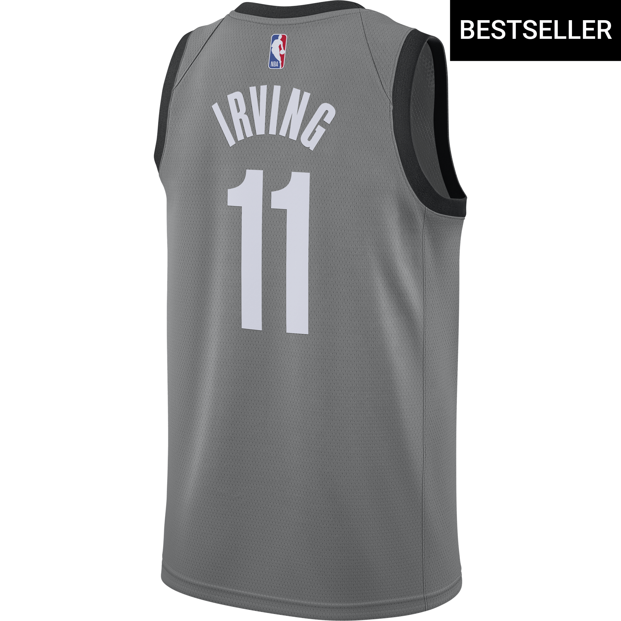 Brooklyn Nets Kyrie Irving Adult Nike Statement Edition Swingman Jersey - NetsStore.com