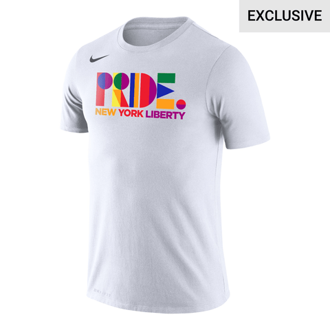 New York Liberty 2020 Pride Month Tee - NetsStore.com