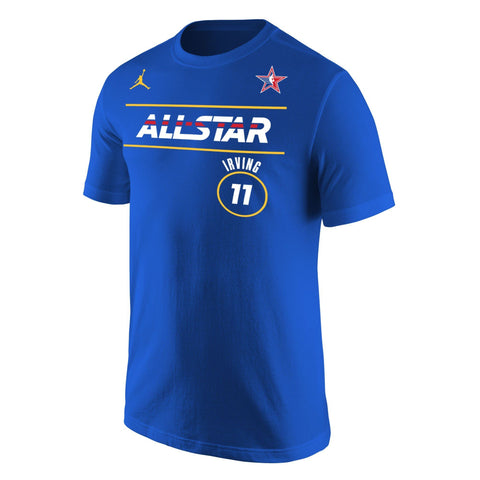 Preorder: 2021 All Star Kyrie Irving #11 Player Tee