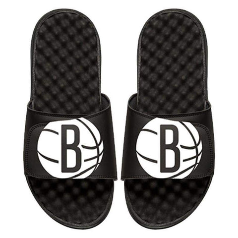 Oversized Basketball Logo Slides