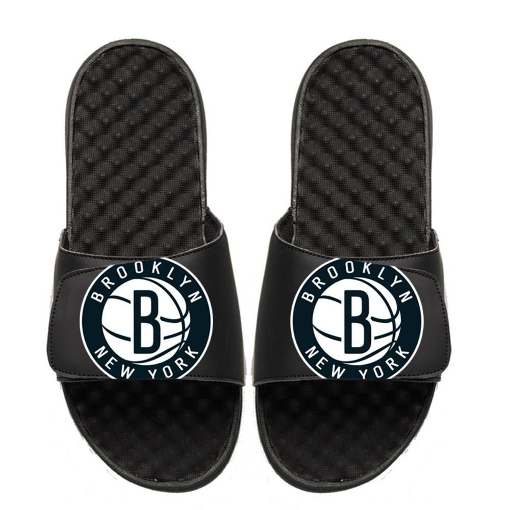 Brooklyn Nets Secondary Oversized Logo Slides by iSlide - NetsStore.com