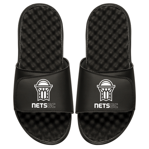 ISlide Footwear Black / Size-3 Nets GC ISlide Alternate Logo Slides - Black