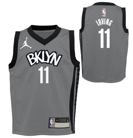 Kids 20-21 Statement Edition Kyrie Irving #11 Replica Jersey - NetsStore.com