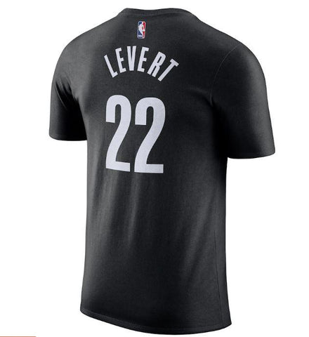 LeVert #22 Name and Number Tee - NetsStore.com