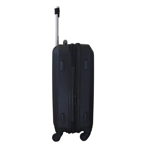 "Brooklyn Nets 21"" Hardcase Two-tone Luggage Carry-on Spinner - NetsStore.com"