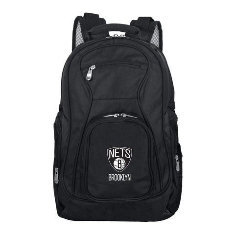 Brooklyn Nets Laptop Backpack - NetsStore.com