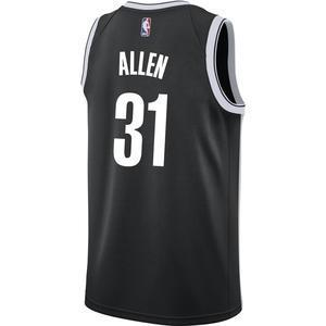 Brooklyn Nets Jarrett Allen Youth Nike Icon Swingman Jersey - NetsStore.com